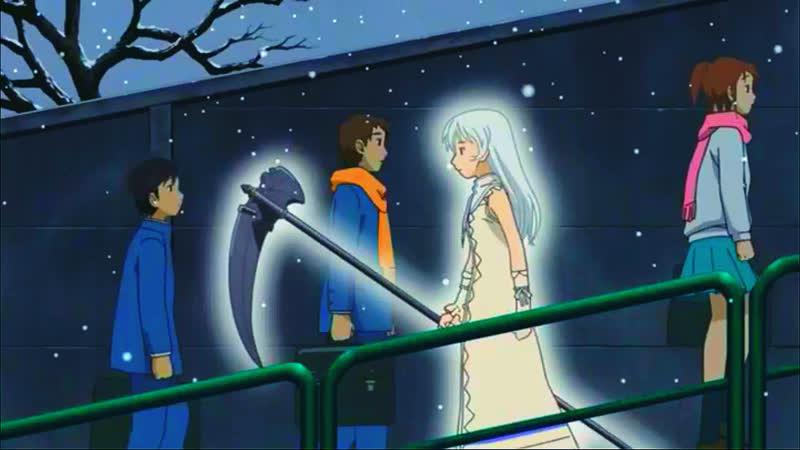 Момо, маленькая богиня смерти_2006_Shinigami no Ballad_(аниме)