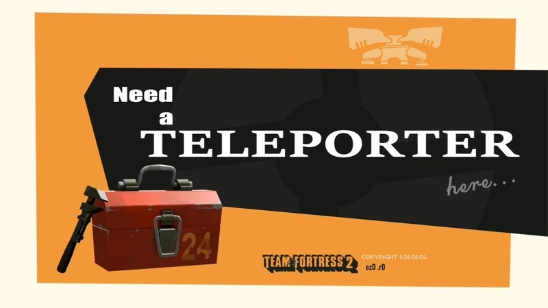 SFM Need a teleporter here