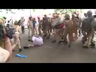 Притеснение мусульман в Индии