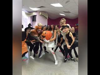 Zumba Halloween/клуб Мисс фитнес
