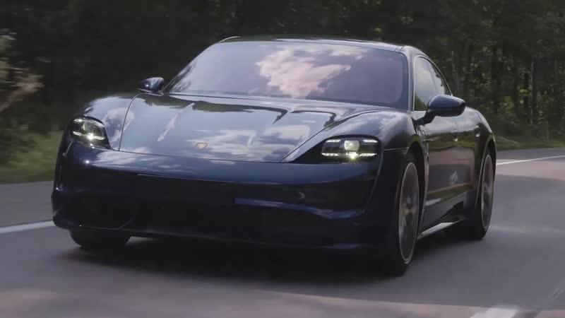Порше Тайкан Porsche Taycan