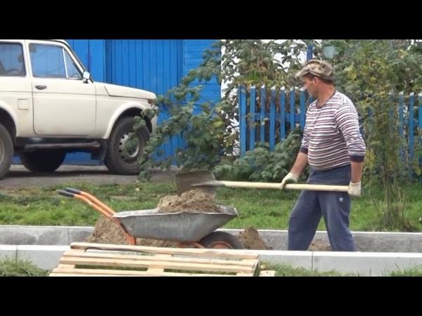 Благоустройство улицы Куйбышева