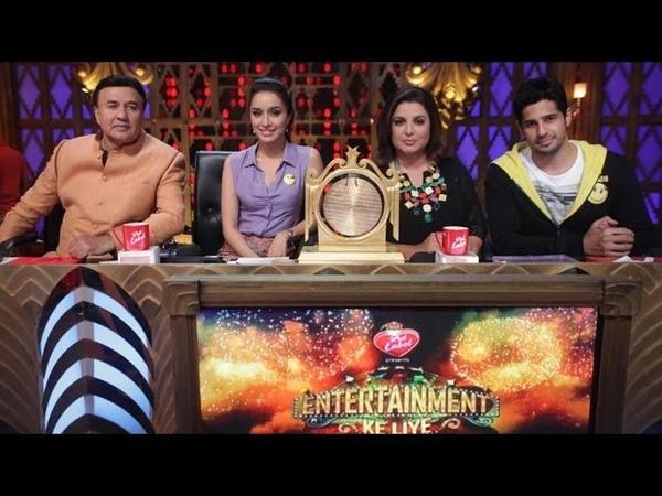 Ek Villain Promotion On The Sets Of Entertainment Ke Liye Kuch Bhi Karega