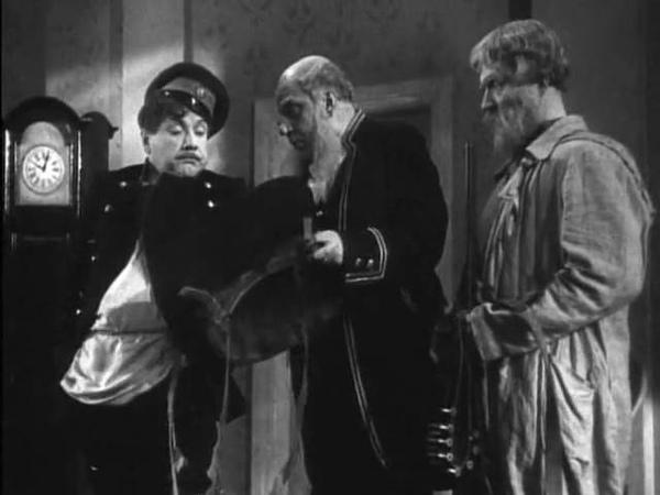 А.Н.Островский. Волки и овцы. Малого театра (1952, реж. Пров Садовский)
