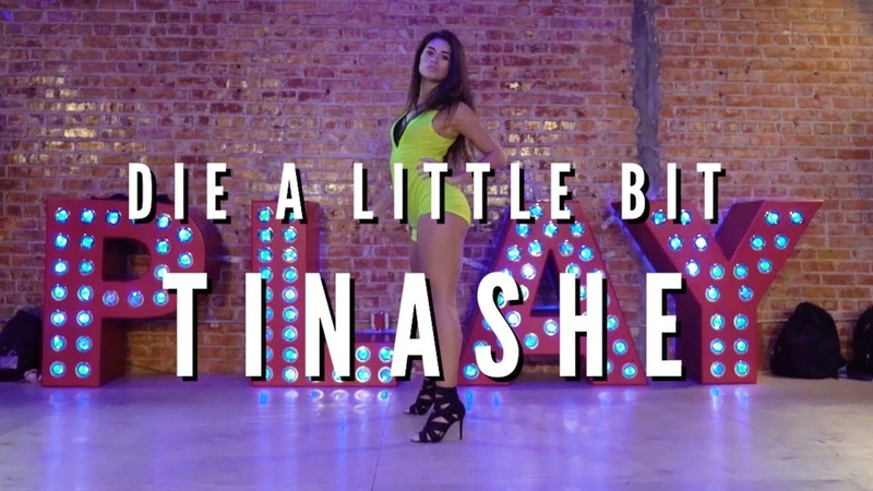 DIE A LITTLE BIT - TINASHE - PurrMovement - choreographed by Cisco Ruelas