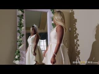 Nina Rivera - Bubble Butt Bride (Anal, Big Tits, Blonde, Blowjob, Ebony, Natural