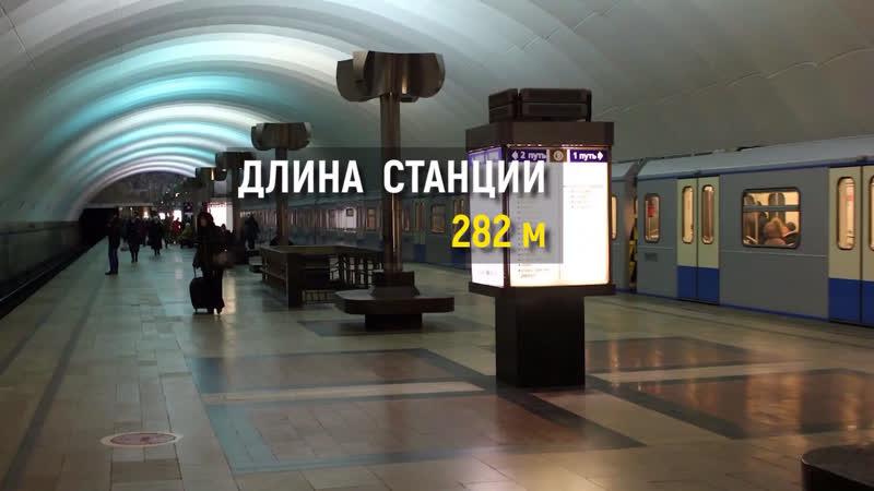 Уникальное московское метро 🚇 МЦД СквозьГородУдобнееИБыстрее МЦК МосМетро