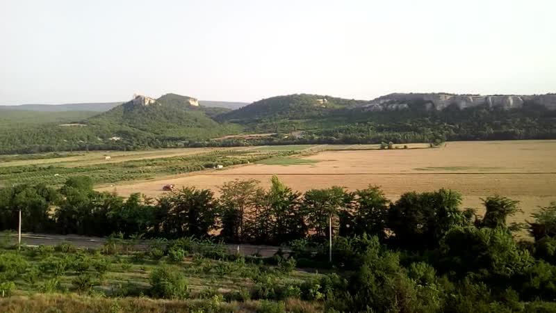 Бельбекская долина, Крым