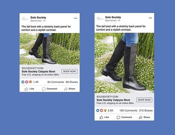 Полное руководство по рекламе на Facebook: размеры объявлений, требования и стратегии, изображение №3