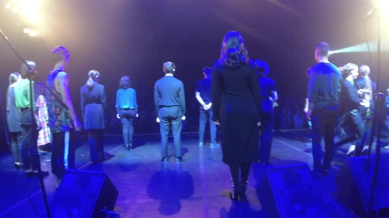 Tat Cult Lab Music Шоукейс в Театре им. Г. Камала.