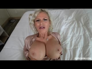[PervMom] Casca Akashova - MILFtastic Titty Alert (NewPorn, Big Tits, Boobs, Blowjob, Handjob, Milf, POV, Stepmother, Stepson)