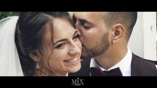 Свадьба в Одессе. Свадебный клип. Манекен челендж (Mannequin Challenge) на свадьбе.