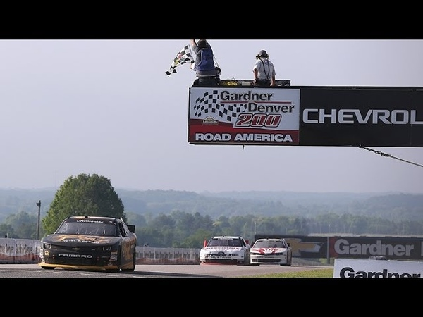 Final Laps: Gaughan gets his first NNS win