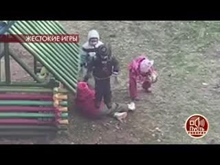 Повалили наземлю ипинали ногами: криминальная хроника издетского сада. Пусть говорят