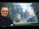 Discovery of the unknown Christopher Columbus the discovery of land Artist Victor Yushkevich