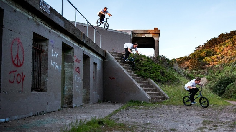 BMX / Travis Hughes It's Chill insidebmx