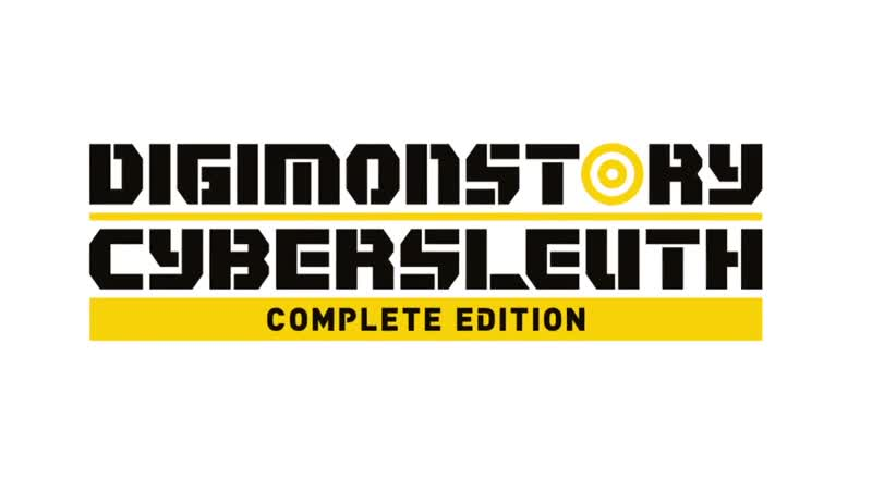 Digimon Story Cyber Sleuth Complete Edition - Story Trailer NSW PC