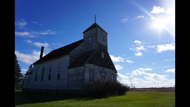 Exploring An Abandoned Lutheran Church
