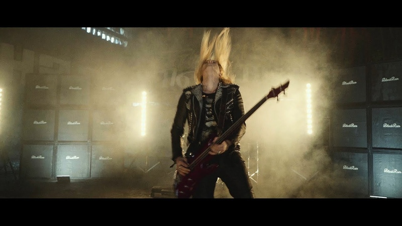 BLACKRAIN A Call From The Inside Official Video