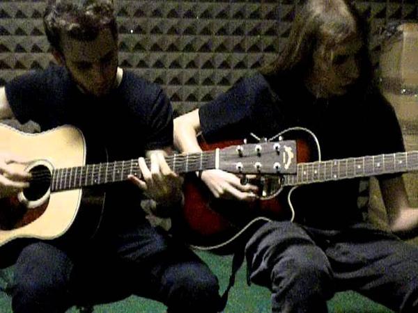 Acoustic Cover Taake Nattestid Ser Porten Vid I