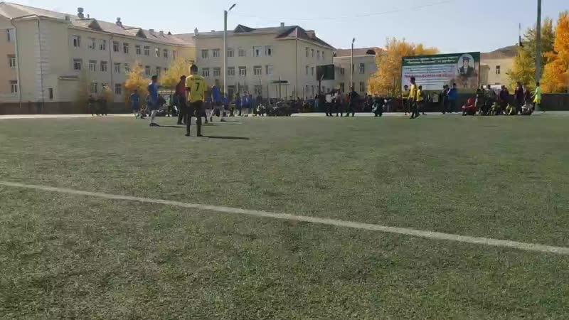 Футбол Комогорцево