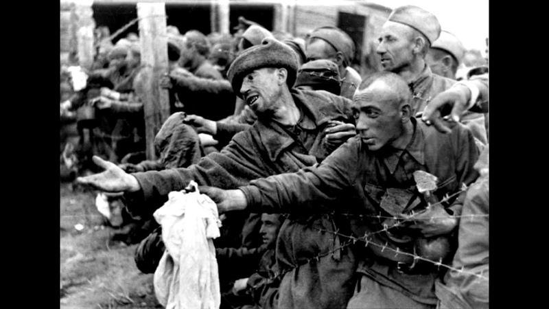 Охрана была очень сильная, из лагеря бежать было невозможно Хольный Георгий Александрович