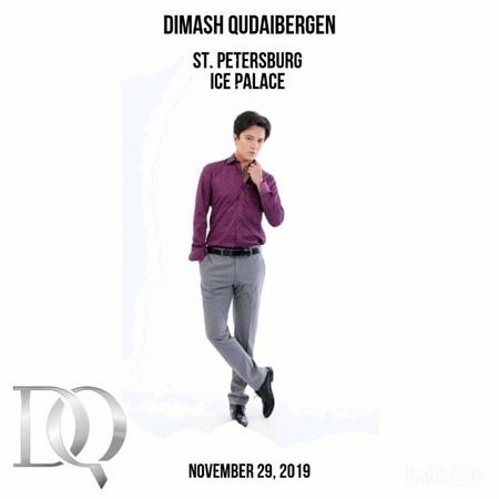"""DQ World Perfume on Instagram Жақын арада өтетін Димаштың концерттерінің афишасын қараңыздар 🔴29 қарашада 2019 жылы Санкт Петербург қаласы Ледовый дворец сарайында…"""""""
