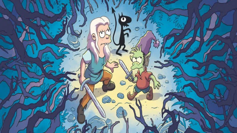 Disenchantment How dare you bring logic into gods house