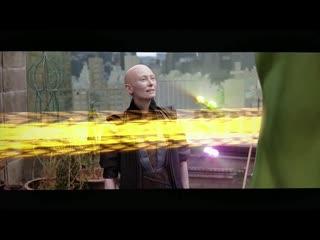 Халк и Древняя 2 - Мстители 4 (альтернативная сцена)