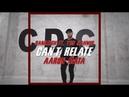 DaniLeigh - Can't Relate (feat. YBN Nahmir,YG) || AARON MATA DANCE CHOREOGRAPHY .