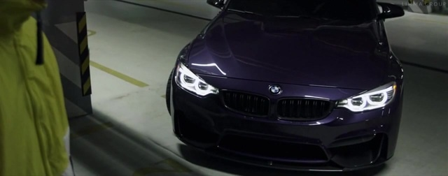 Nightmare Mercedes BMW M3 F80 CRAZY DRIFT Moscow · coub коуб