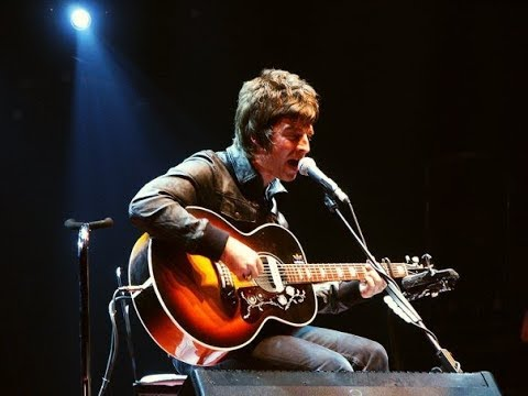 Noel Gallagher Gem Archer (Oasis) - Live @ B1 Club, Moscow, Russia 2007 (Full Concert)