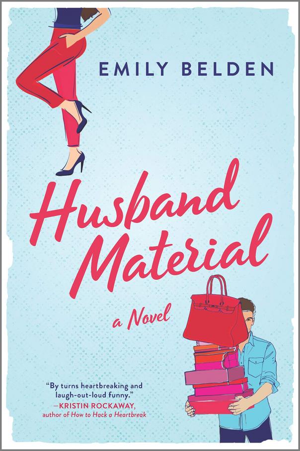 Husband Material - Emily Belden