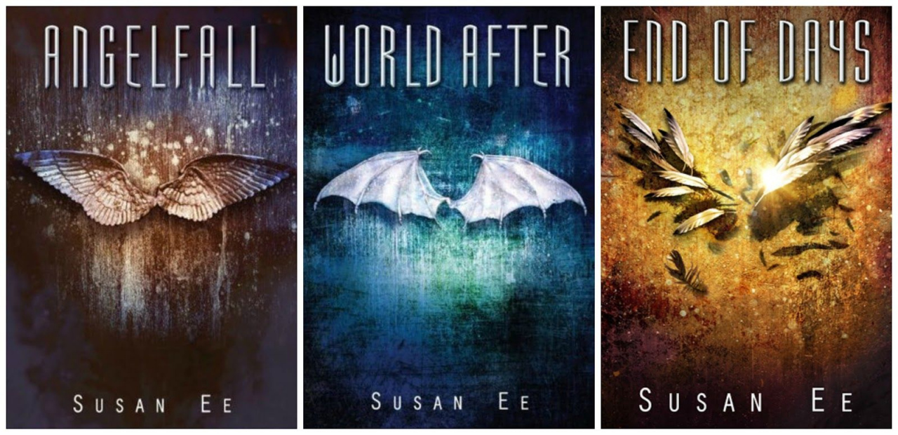 Angelfall (Penryn & the End of Days  1) - Susan Ee
