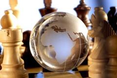 Шахматная партия в библиотеке, изображение №1