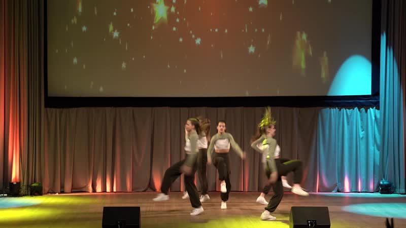 MAXDANCE Средний концертный состав Street Dance Cover girls WINTER CONCERT 2019