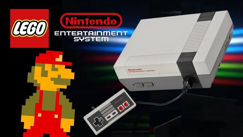 LEGO Nintendo Entertainment System set coming WHAT