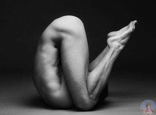 Фотограф Olivier Valsecchi и нуарная архитектура человеческих тел