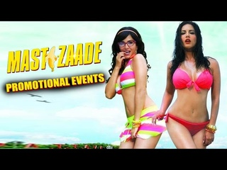 Mastizaade (2016) Movie Promotional Events | Sunny Leone, Tusshar Kapoor, Vir Das