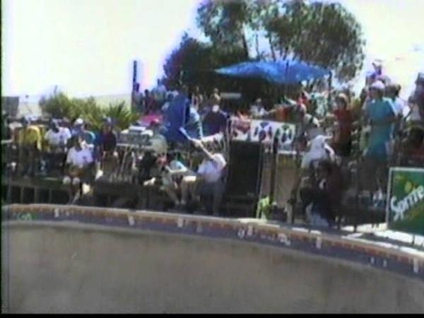 1985 Jeff Grosso Last Run Del Mar Ams Finals