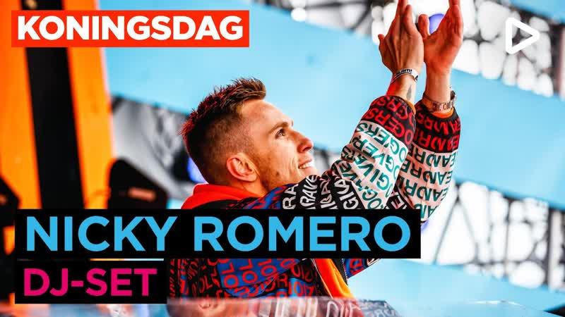 Nicky Romero SLAM Koningsdag 2019
