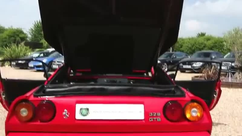 Ferrari 328 GTB 3.2 V8 2dr Coupe 5 Speed Manual LHD 1986 in Rosso Corsa