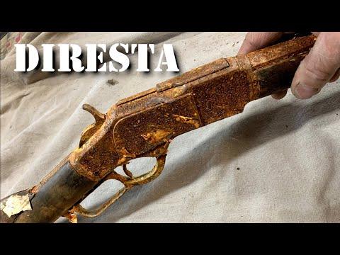 DiResta Winchester 1873 A VERY RARE RESTORATION