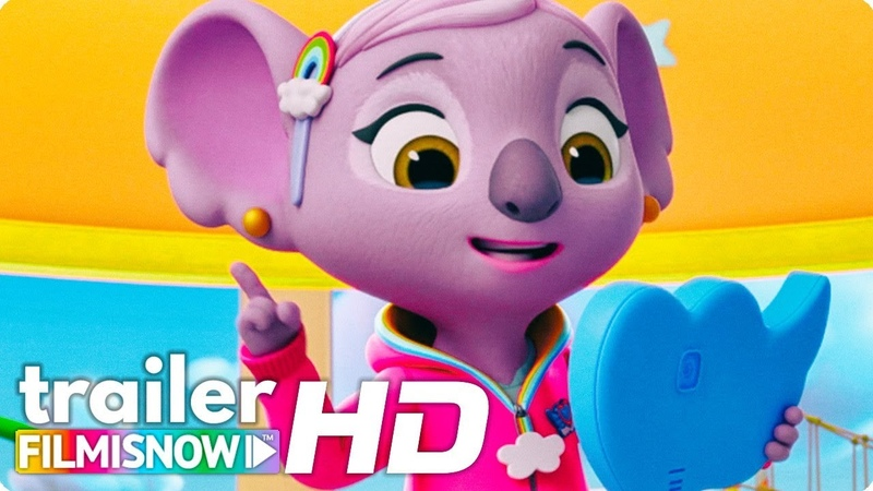 T.O.T.S. 🐧👶 Meet The Characters Trailer   ALL NEW Disney Junior Series