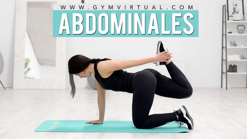 Fortalecer abdomen Ejercicios de abdominales