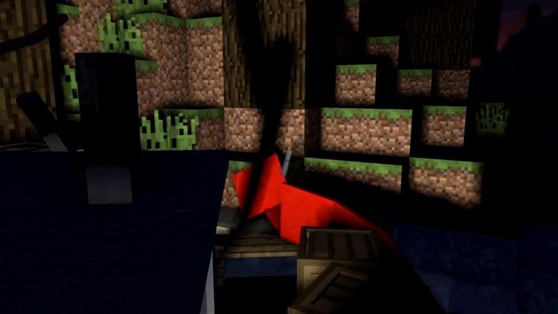 В поисках отца Эпизод 1 Minecraft Анимация