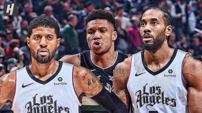 Los Angeles Clippers vs Milwaukee Bucks December 6 2019 20 NBA Season