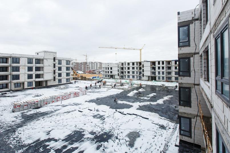 Отчёт о ходе строительства март 2020. ЖК «Ожогино», изображение №6