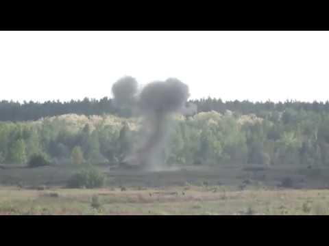 Вперше в Україні відбулися пуски ракетних комплексів Javelin