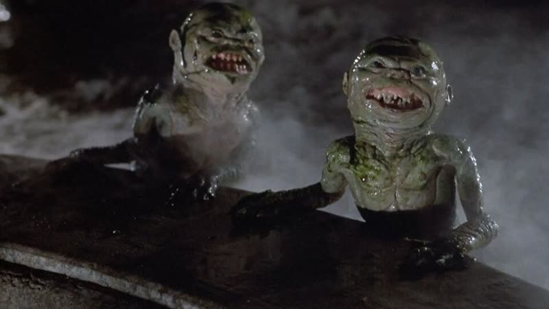Ghoulies 1984 Гоблины rus